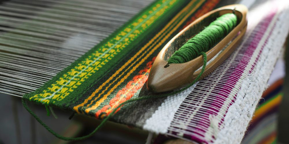 Practices of Weaving: Arts & Letters atMSU