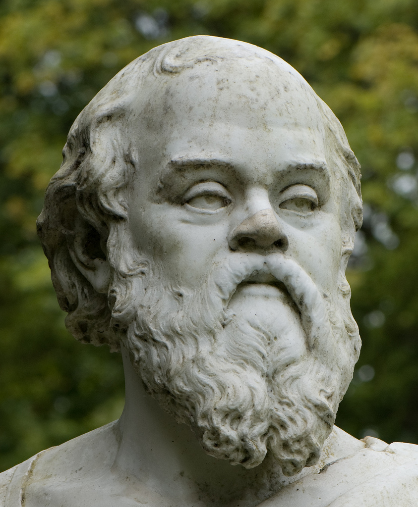 Digital Dialogue 36: Plutarch and Socrates