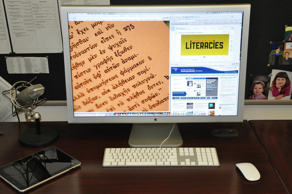 Summer Research in Digital