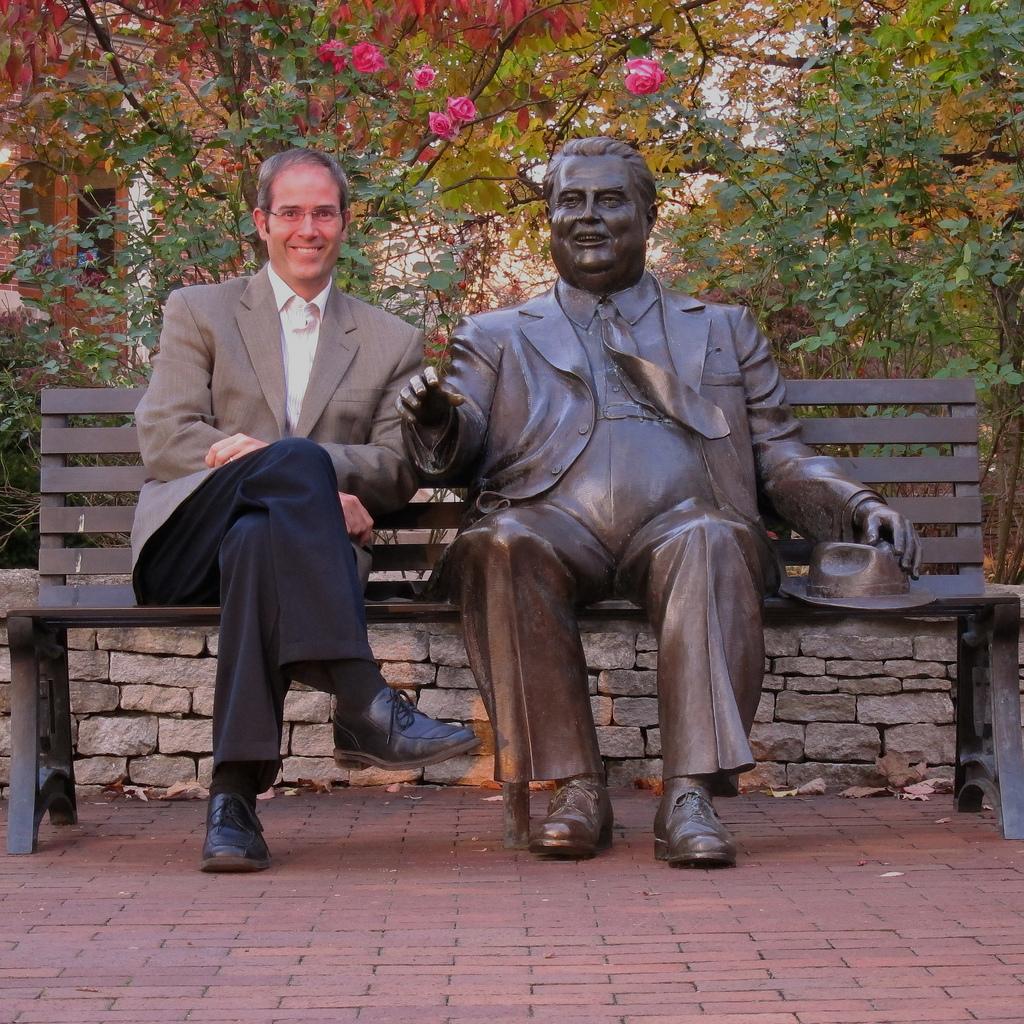 ALP at Indiana: Herman B. Wells