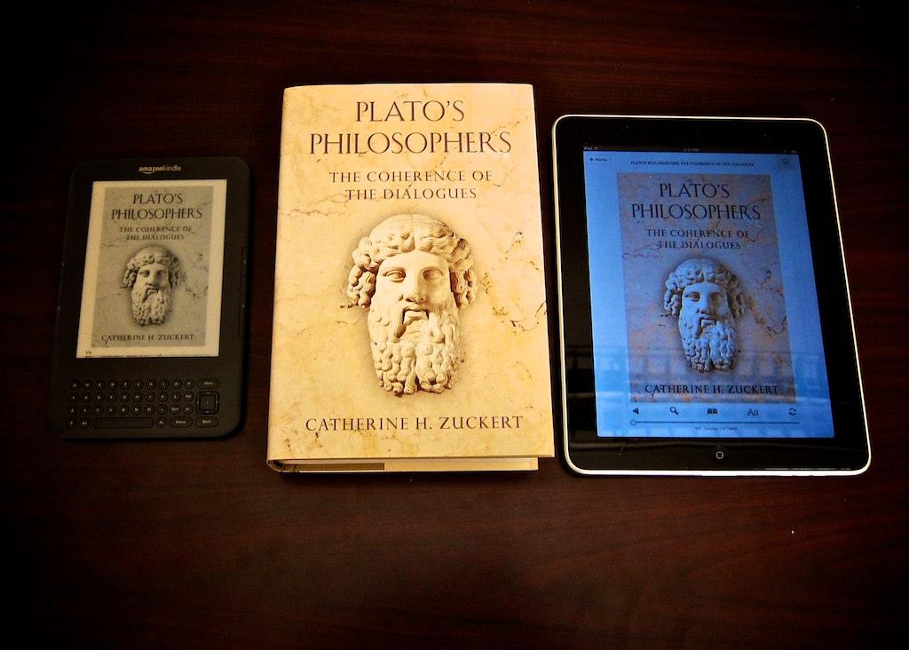 Digital Dialogue 54: Plato's Philosophers