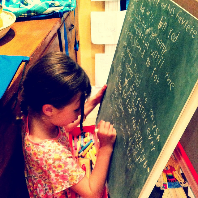 Literacy in Bloom