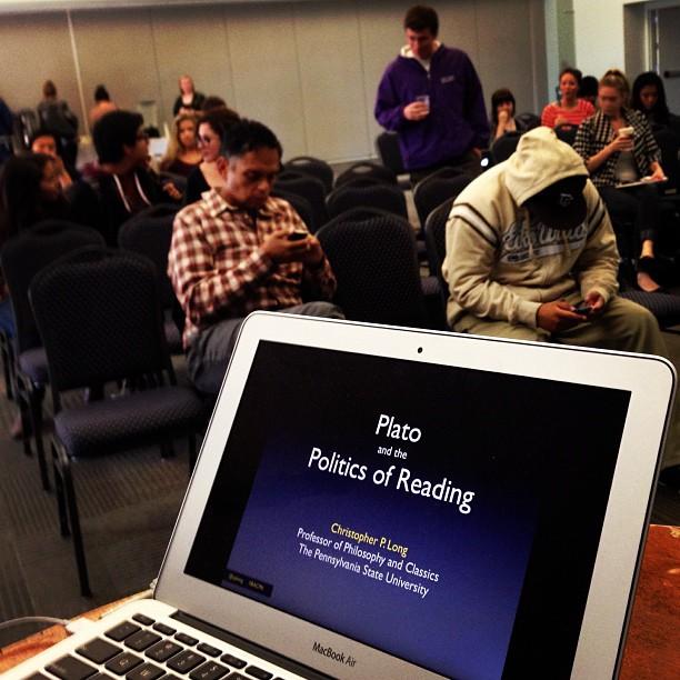 Digital Dialogue 57: The Politics of Reading