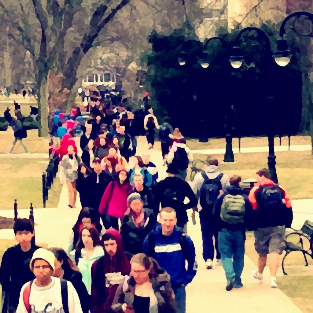 Toward a Deliberative University Public