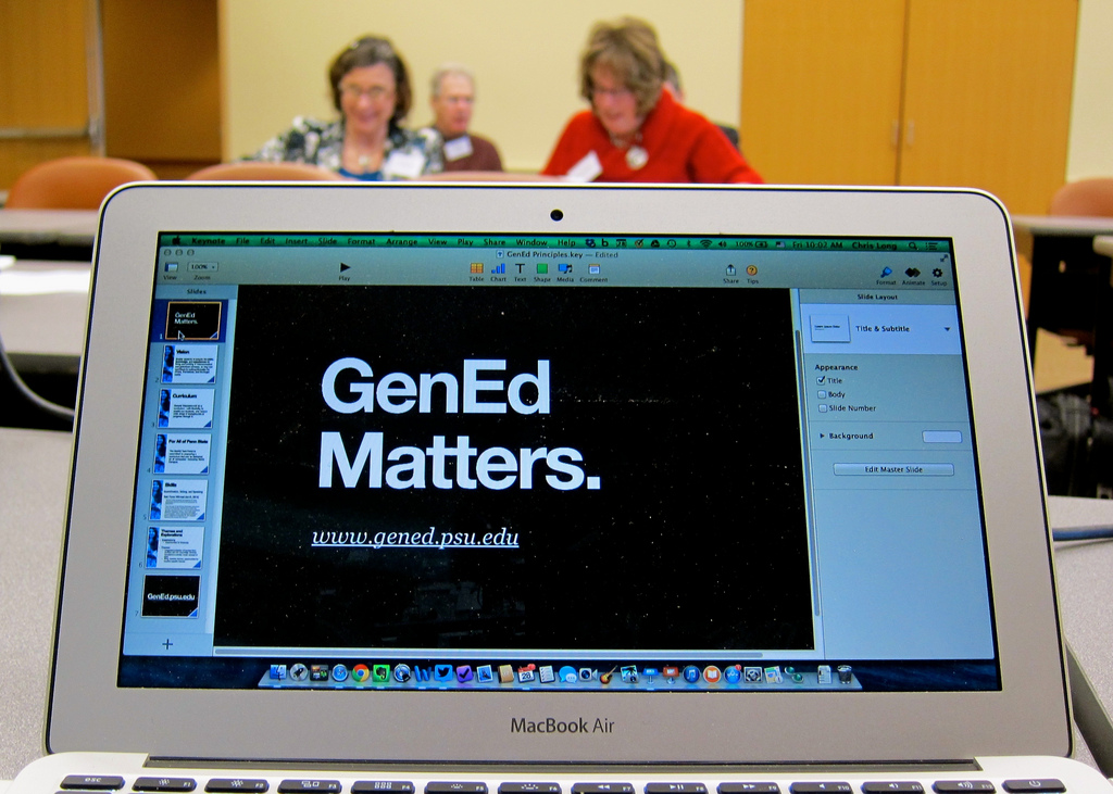 #PSUGenEd and the Research Endeavor